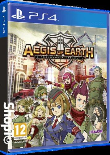 Aegis of Earth: Protonovus Assault (PS4) £9.85 Delivered @ Shopto
