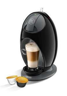 Nescafé Dolce Gusto Coffee Machine Jovia Manual Coffee by De'Longhi EDG250.B - Black £34.99 @ Amazon