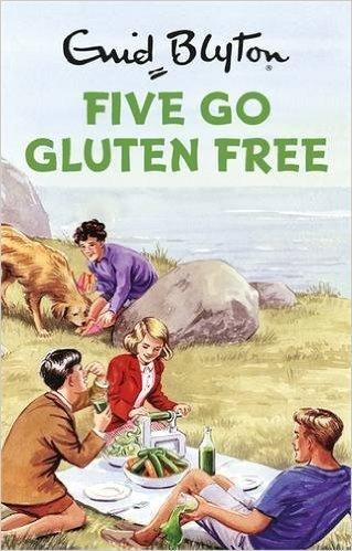 Famous Five books for Grown ups (parodies) £2.99 prime / £5.98 non prime @ Amazon