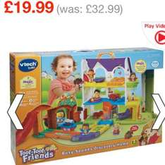 Vtech Toot-Toot Discovery House £19.99 @ Smyths (Free C&C)