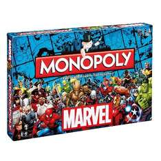 Marvel universe monopoly - £19.99 @ Robert Dyas