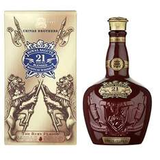 Chivas Regal Salute 21 Year Old Scotch Whisky 70 cl £69.99 Approved Food (£100-£150 elsewhere) + P&P from £5.99