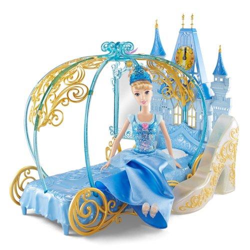 Disney Princess Cinderella Dream Bedroom Now £12.50 Was £25 @ Debenhams