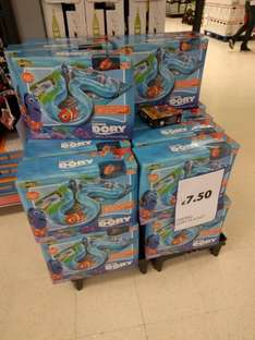 Finding Dory marine institute playset £7.50 in-store at Tesco