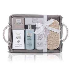 Baylis & Harding La Maison Sea Salt and Wild Mint Luxury Christmas Hamper. Now £24. Was £40. @ Debenhams
