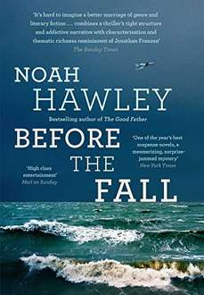 Before the fall: Noah Hawley kindle e-book 99p @ Amazon