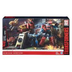 Transformers platinum edition G1 comms team preceptor + blaster plus 3 cassettes. Was £104.99 now £24.99 @ A1 toys