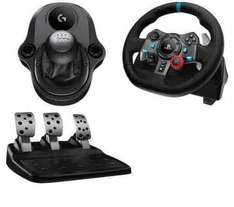 LOGITECH Driving Force G920 Wheel & Gearstick Bundle now £129.98 save £100.00 @ Curry's (Deal of the day)