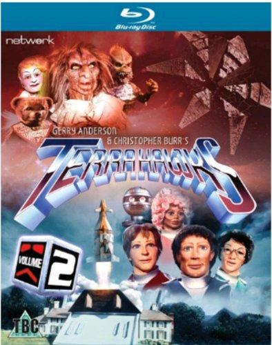 Terrahawks: Volume 2 (Blu-ray) £12.75 w/code @ Zoom