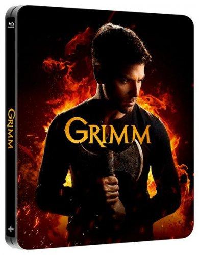 Grimm Season 5 (Zoom Exclusive Steelbook Limited Edition) [Blu-Ray] £12.74 w/code @Zoom