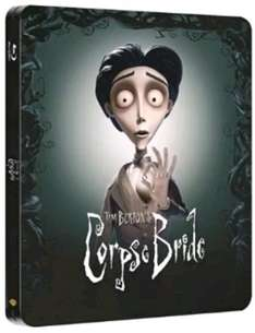 Corpse Bride (Blu-Ray Steelbook) £5.99 from the Entertainment Store on eBay