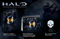 halo the master chief collection limited edition. £9.99 at game