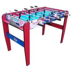 4ft Football Table £30, reduced from £80 from Tesco Direct
