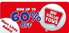 The entertainer up to 60%off selected lines
