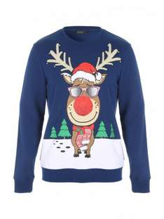 half price on selected ladies and mens Christmas jumpers at peacocks....today only prices from £6-£11....use code CHRISTMASTREAT  for an extra 20% off.....99p delivery