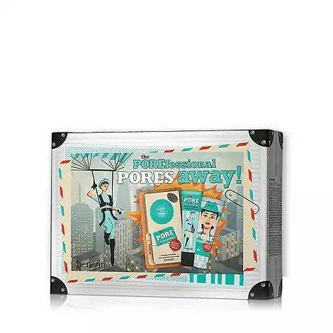 Benefit Pores Away Gift Set £11.50 free delivery with code SHA5 @ Debenhams