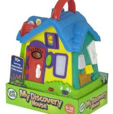 leapfrog discovery house at amazon prime