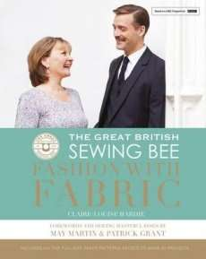 The Great British Sewing Bee: Fashion with Fabric (The Great British Sewing Bee) £5.99 @ WH Smiths INSTORE!! - Canterbury