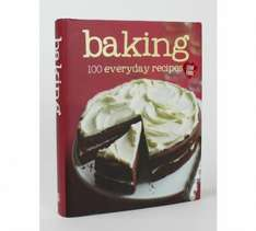 baking books 49p @ Argos