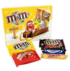 M&M's Selection Box @ Lidl Instore 3 for £3 (Usually £1.99 Each)