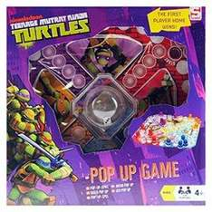 Teenage Mutant Ninja Turtles Pop-Up Game £3.99 @ home bargains