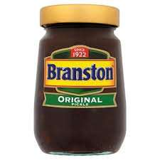 Perfect For Those Turkey Sandwiches Branston Pickle Extra Large Jar - Original & Small Chunk £2  Asda