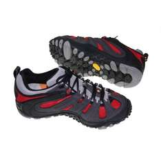 Merrell Chameleon Wrap Slam, Men's Hiking Shoes (Charcoal/Red) in men's sizes 7, 8, 9, 10 and 11 only £49.00 @amazon.co.uk - Dispatched from and sold by BlackLeaf