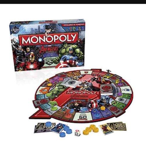 Avengers monopoly £10 @ Wilko instore