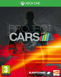 Project Cars Xbox One @Gamestop £6.97 (+ £2 P&P if order under £20)