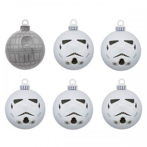 Star Wars imperial baubles ok 6 £8.86 shopto.net