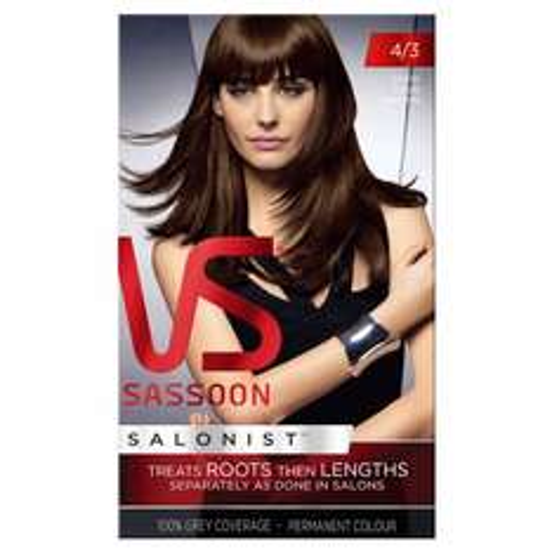 Vidal Sassoon Hair Dye £1 instore @ Poundland
