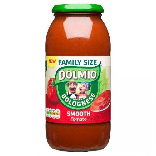 Dolmio Bolognese Smooth Tomato Pasta Sauce 750G £1.40 @ Tesco