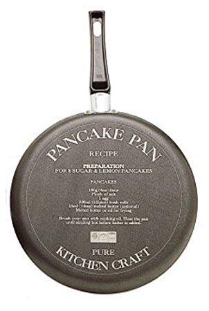 Kitchen Craft 24cm crêpe pancake pan for £5.75 from £11.50 @ Waitrose Kitchen