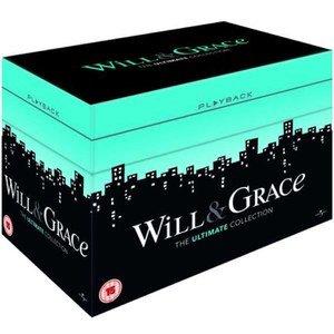 Will & Grace complete box set £19.99 at Zavvi