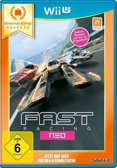 [Wii U Special Selects] Fast Racing Neo / SteamWorld Collection - £12.15 @ Amazon Germany