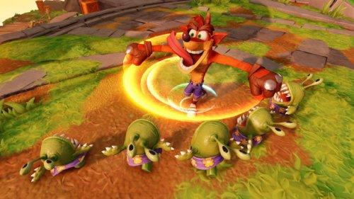 Crash Bandicoot: HD Remastered Trilogy (PS4) Base
