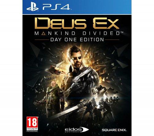 Deus ex mankind day one (trinity Wakefield)  x1 ps4 £16.99 @ Sainsbury's