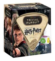 Harry Potter Trivial Pursuit Game £8.75 @ Amazon. Was £16.24. Free delivery with Prime or £3.99 non Prime