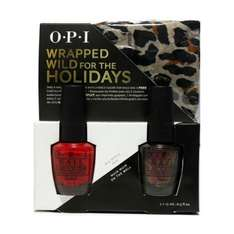 2 15ml bottles OPI Polish with scarf £6.80 with code from the fragrance shop - Free c&c