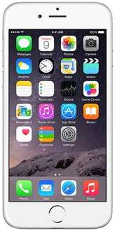 iPhone 6s 128GB Silver Unlocked Refurbished Excellent 1 year warranty £399.99 (poss £394.49 with cashback) @ Envirofone
