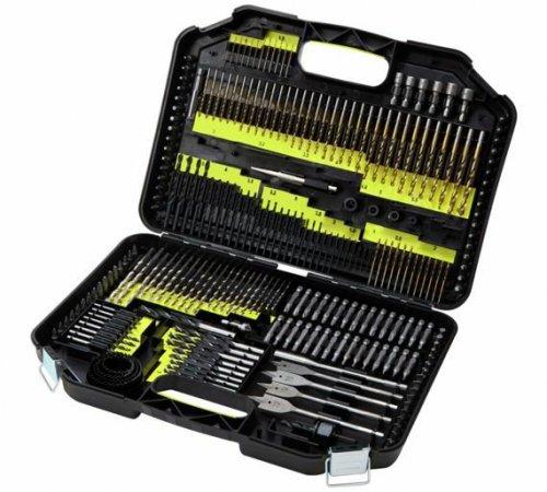 Challenge Xtreme 246 Piece Drill Bit Set - £16.49 @ Argos