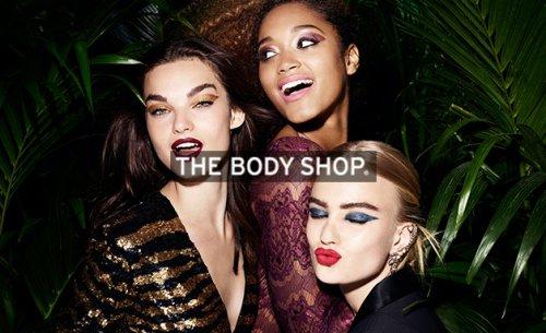 35% off Body Shop online ends today 11th Dec via voucher cloud