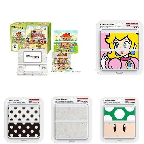 New Nintendo 3ds Happy home Bundle + extras @ Amazon.de 180 euros.£151