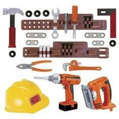 Powerline All-in-one Power Tool Set (30-pieces) less than half-price £12.00 @ Tesco Direct (Free C&C)