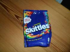 Skittles limited edition 24p instore at Tesco Hamilton Leicester