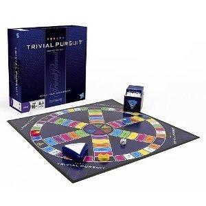 WH Smith Instore, Glasgow Argyle Street - Trivial Pursuit Master Edition £22.99