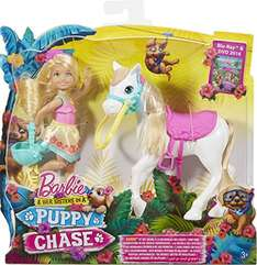 Barbie Chelsea Doll and Pony DLY34 Was £15, now £9.99 Save a third off selected toys @ Sainsbury's