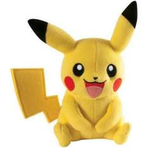 "Pokemon 8"" Pikachu Plush £9.99 (was £19.99) @ Zavvi"
