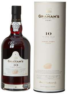 Grahams 10 Years Old Tawny Port 75 cl - Amazon £13.99 (Prime)