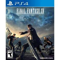 Final Fantasy 15 (FFXV) PS4/XB1 £24.99 @ Sainsbury's (w/code £18 off £60 Spend)
